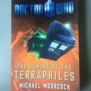 Doctor Who, The Coming of the Terraphiles