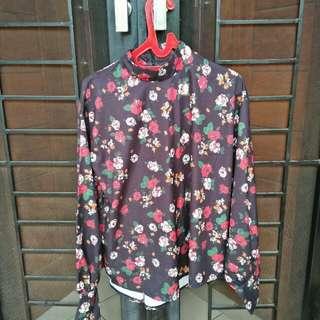 Oversize flower top/dress