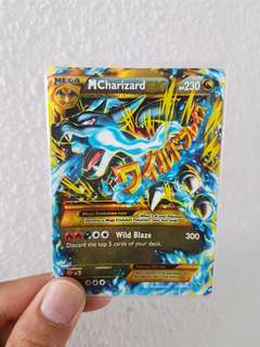 Pokemon Cards FLASHFIRE Mega Charizard EX 108/106
