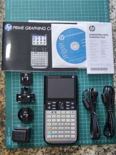 HP Prime CAS Graphing Calculator