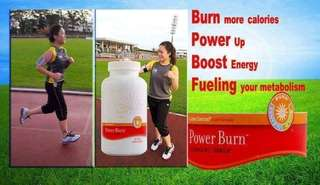Power Burn really Burn your fats.