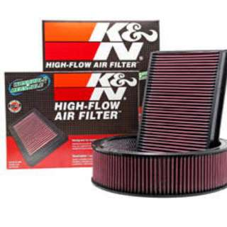 BN K&N Drop-in Filter for Impreza 2017-on