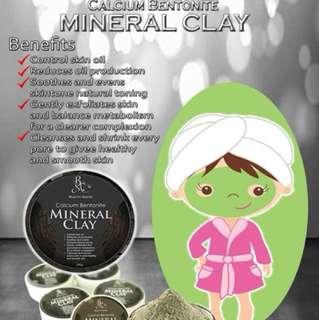 Mineral Bentonite Clay Mask