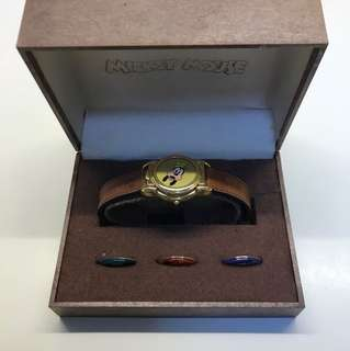 disney watch disneyland 絕版收藏品
