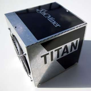 KNC Miner Titan Scrypt ASIC Miner 10Cubes + 2 Controller Boards