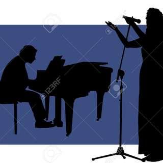 Piano accompanist