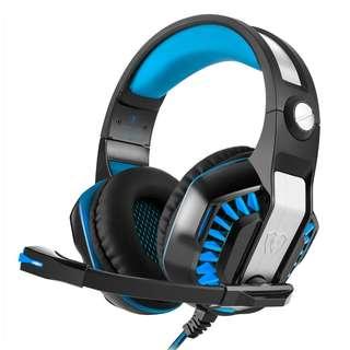 Beexcellent 遊戲耳機 (黑藍) GM2(包本地平郵)