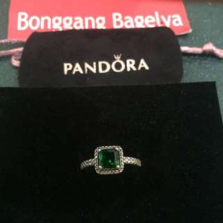 Authentic Pandora Rings Size 5.5