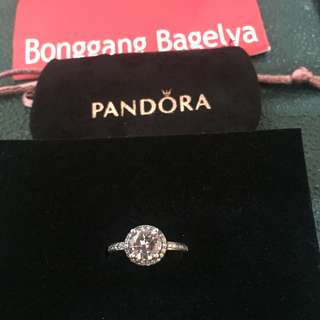 Authentic Pandora Rings Size 7