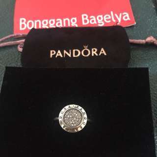 Authentic Pandora Rings Size 6
