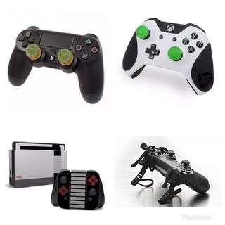 [Instocks] PS4/Xbox/Switch KontrolFreek, Avenger Reflex, Energizer, PDP, Trigger devils, Collective minds, Mayflash, PowerA, Jetech, DecalGirl, accessories
