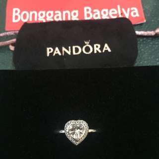 Authentic Pandora Rings Size 7