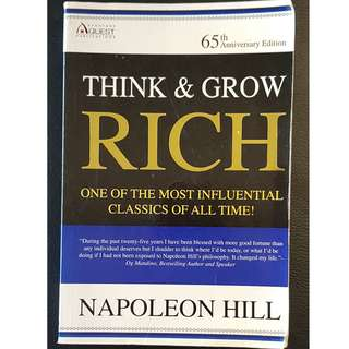 Think & Grow Rich (65th Anniversary Edition)