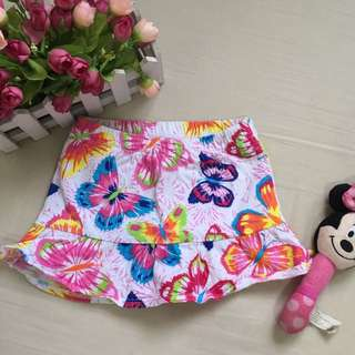 Butterfly cute skirt