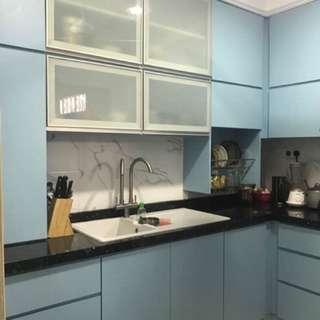 Kitchen Cabinet-Custom Made
