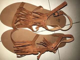 H&M Bohemian Sandals