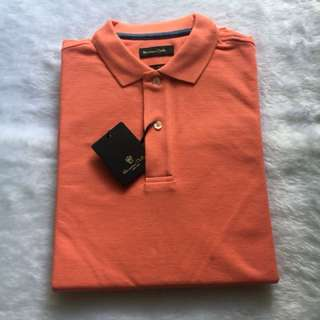 polo shirt basic massimo dutti original