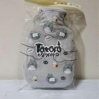 Hot Water Bag - Grey Totoro 350ml