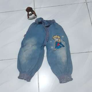 Celana Jeans Anak uk 2-3 thn