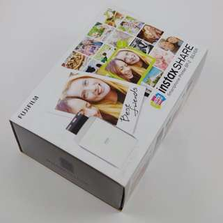 Instax Share Printer SP-2 Silver Baru
