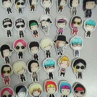 Bigbang badges
