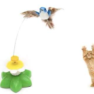Electric Cat Toy - Rotating Bird