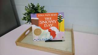 [FreeMail] The Snowy Day by Ezra Jack Keats
