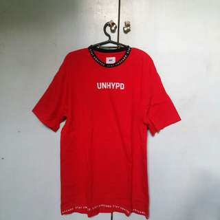 🌷REPRICED🌷 UNHYPD red top