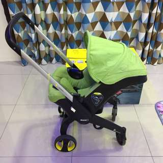 Preloved Doona car seat stroller