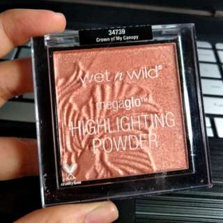 WET N WILD MEGAGLO HIGHLIGHT
