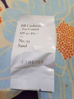 Refill LANEIGE BB CUSHION PORE CONTROL SHADE 23 ORI