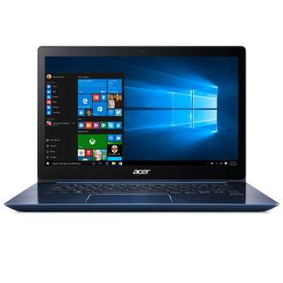 "Acer Swift 3 SF315-51-54ZB 15.6"" IPS FHD Laptop Stellar Blue (I5-8250U, 8GB, 256GB, Intel, W10)"