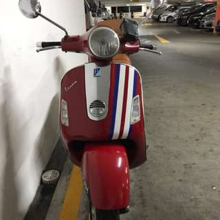 VESPA GT200 (Price dropped/nego)