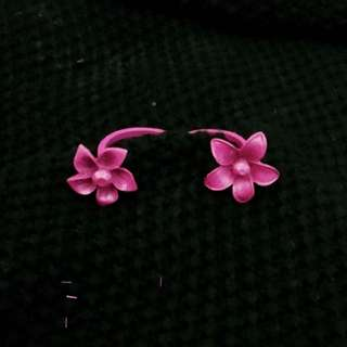 Pink Double Ring