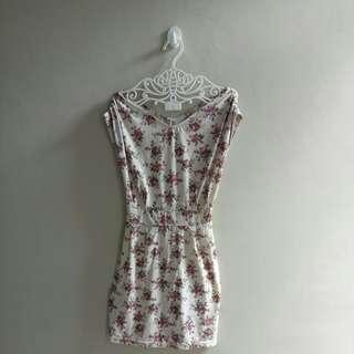 Baju wanita Flower size M