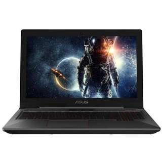 "Asus ROG FX503V-ME4118T 15.6"" FHD Gaming Laptop (I7-7700HQ, 8GB, 1TB+256GB, NV GTX1060 6GB, W10H)"