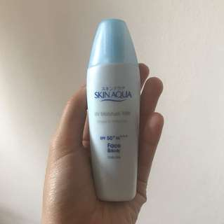 SKINAQUA UV Moisture Milk Longer UV Protection