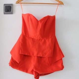 Jumpsuit orange mds