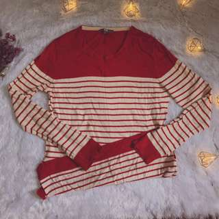 Oversize Stripes pullover