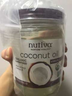 Nutiva Virgin Coconut Oil 414ml