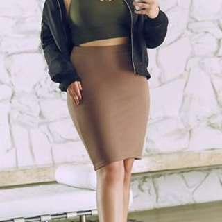 BNWOT Forever21+ Skirt (Uk18-20)