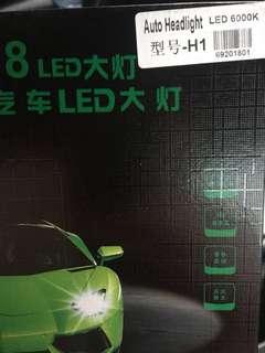 LED Highbeam Light H1