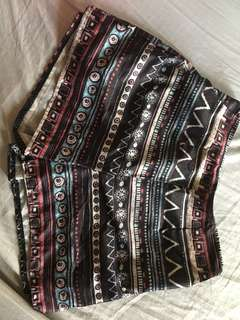 Aztec highwaist short