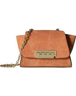 ZAC Zac Posen ZAC Zac Posen Eartha Iconic Suede Mini Chain Crossbody