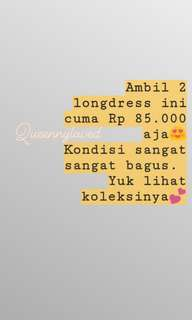 Promo longdress 2