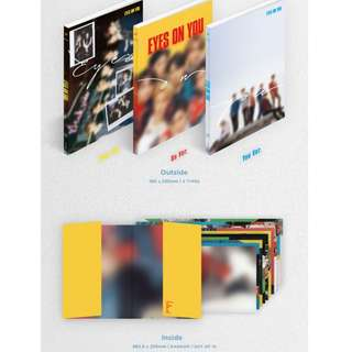 [Pre-Order] GOT7 - Eyes On You (Mini Album)