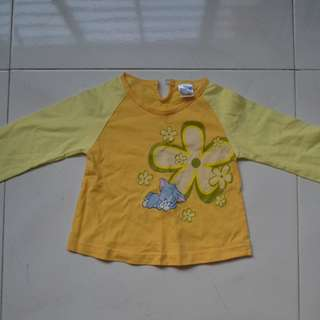 Tom & Jerry Kids Long Sleeve Shirt