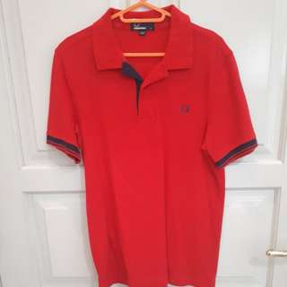 Polo Original Fred Perry Size S Slim Fit