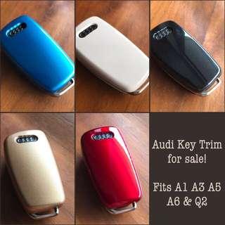 Key Trim for Audi