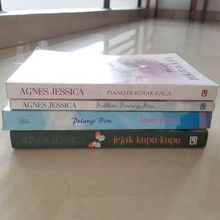 Novel by Agness Jessica